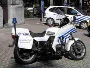 Police Bruxelloise - Belgique